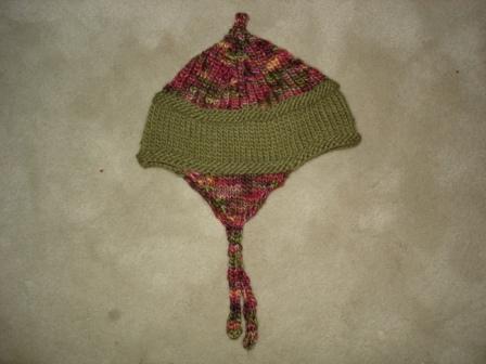 Manos Ear Flap Hat