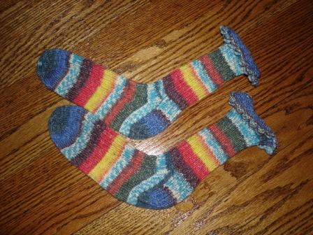 Marietta Rib socks